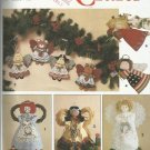 Christmas Crafts Pattern-Angel Tree Topper-Standing Decorations-Ornaments