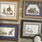 Cross Stitch Pattern Booklet-GENTLE UNITY By Stoney Creek Collection