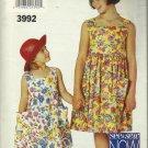 Butterick See & Sew NOW Pattern-Children's Summer Dress-Sz 2-3-4-5-6