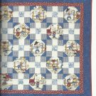 Quilt Instruction & Pattern Book-Sweet and Simple Baby Quilts