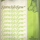 "Vintage Stretch & Sew Pattern-24"" GIRAFFE Soft Doll"