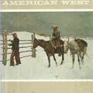 History Mag.-The American West-Winter 1965-Kit Carson-Virginia City Fire 1875