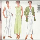 Patterns-Fast & Easy-Misses Jacket-Top-Skirt-Pants In Sizes14-16-18