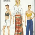 Pattern-VOGUE Misses Shirt, Top, Skirt, Shorts & Pants in Sizes 14-16-18 SUMMER