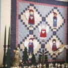 Christmas Quilt Patterns-Comfort And Joy-14 Quilts For Christmas-Mary Hickey