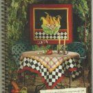 Quilt Pattern & Instruction Book-Quilts From A Gardener's Journal-Debbie Mumm
