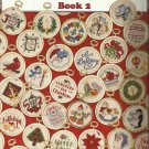 Cross Stitch Patterns-101 Christmas Minis Book 2 By Holly DeFount-Christmas July