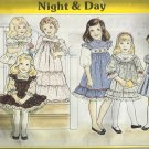 Sunrise Design Sewing Pattern-Night & Day-Collection Of Pretty Dresses-Nightgown