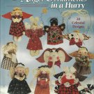Christmas in July-Angel Ornaments in a Hurry-28 Celestial Designs-Christmas July
