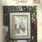 Cross Stitch Pattern Leaflet-Romantic Southland by Shirley Hamilton