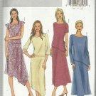 Pattern-Easy Misses Top & Skirt-Sizes 14-16-18
