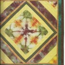 Quilt Instruction Book-Dye It! Paint It! Quilt It!-Make One Of  A  Kind Quilts