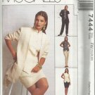 Plus Size McCall's Pattern-Misses Jacket-Top-Pants-Skirt-Sizes 18-20-22  Winter