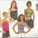 Butterick Pattern-Fast & Easy Misses Tops-Sizes 12-14-16 Uncut