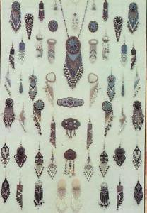 Beading With Seed Beads, Gem Stones & Cabochons-SADIE STARR PRESENTS