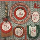 Christmas Candlewicking Pattern Pamphlet-Christmas in July