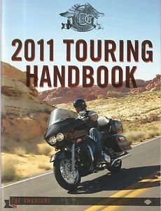 Harley Davidson Owners Group-2011 Touring Handbook the Americas