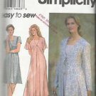 Simplicity Easy To Sew Pattern-Misses Dress in Sizes 6-8-10  Summer UNCUT