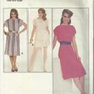 Plus Size Butterick Pattern-2 Hrs. Misses Dress-Top-Skirt  Sz 18-20-22  UNCUT