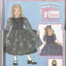 "Simplicity DK #4808-Child's Dress-Jacket-Doll Clothes 18"" Doll Sz 3-4-5-6"