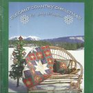 Quilt Instruction & Pattern Booklet-Elegant Country Christmas by Judy Livingston