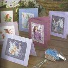 Cross Stitch Pattern Book-Cross Stitch Angels-30+ Designs-Beautiful!   Christmas