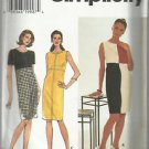 Simplicity Pattern-Misses Dress-Sz 12-14-16 Summer   UNCUT