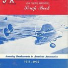 Hatfield History of Aeronautics-AEROPLANE Or FLYING MACHINE Scrap Book-# 2 1911-