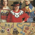 Craft Booklet-Colorful Conchos Fashion Decorating