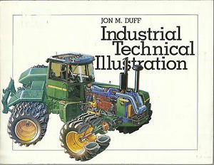 Industrial Technical Illustration By Jon M. Duff