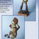 WoodCarving Patterns & Instructions-CARICATURE CARVING From Head to Toe-Stetson