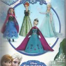 "Simplicity Craft Pattern #0734-Disney Frozen-Doll Clothes for 11 1/2"" Doll UNCUT"
