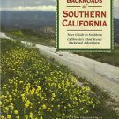Backroads of Southern California-Guide to Southern CA Most Scenic Backroad Adven