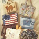 Taylor Made Designs Pattern Booklet-The Tote Bag Book by Cindy Taylor Oates