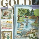 Cross Stitch GOLD-June 2010-Patterns for Art Deco Beauty-Beagle-Peacock +++