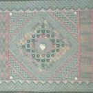 "Stitchery-Cross Stitch Pattern-Towner Sampler I Pattern- 8 1/2"" x 13 1/2"""
