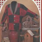 Craft Pattern-Back Porch Press-Color Block Jacket-Sizes 6-8-10 12-14 16-18 20-22