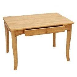 KidKraft  Avalon Natural Wooden Childs Desk  KK26622