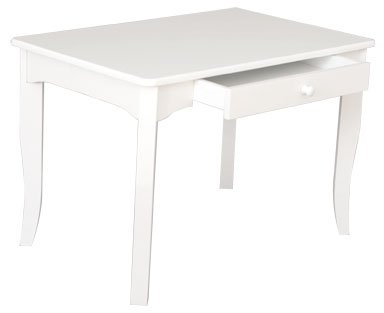 KidKraft Brighton White Wooden Student Desk   KK26701