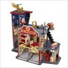 Kid Kraft Deluxe Fire Rescue Set KK63214 Multi