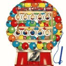 Anatex Magnetic Gumball Counting Game  MGB6008 Multi