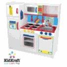 Kid Kraft Deluxe Let's Cook  Kitchen  KK 53139 Multi Color