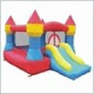 Kidwise Multi Color Castle Bouncer and Slide - KW-9017