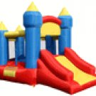 Kidwise Multi Color Little Kings Castle Bounce House 9018