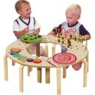 Anatex Mini Circle of Fun Activity Table  MCF900 Multi