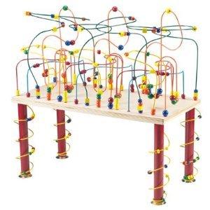 Anatex  Jungle Rollercoaster Table  JRC9001 Multi