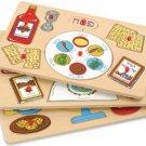 Kidkraft Jewish Holiday Puzzles and Rack   Set of 4KK63048 Multi