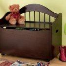 Kidkraft Limited  Edition Toy Box 14156 Espresso NIB