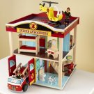 Kidkraft Fire Station Set  KK63236 Multi Color*OUT OF STOCK