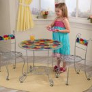 KidKraft Bistro Table & 2 Chair Set  KK00068 Multi